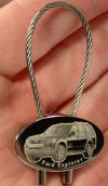 Ford Explorer Keyring